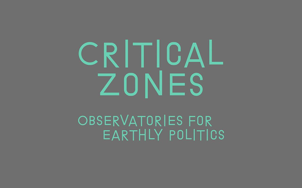Screenshot »Critical Zones« exhibition