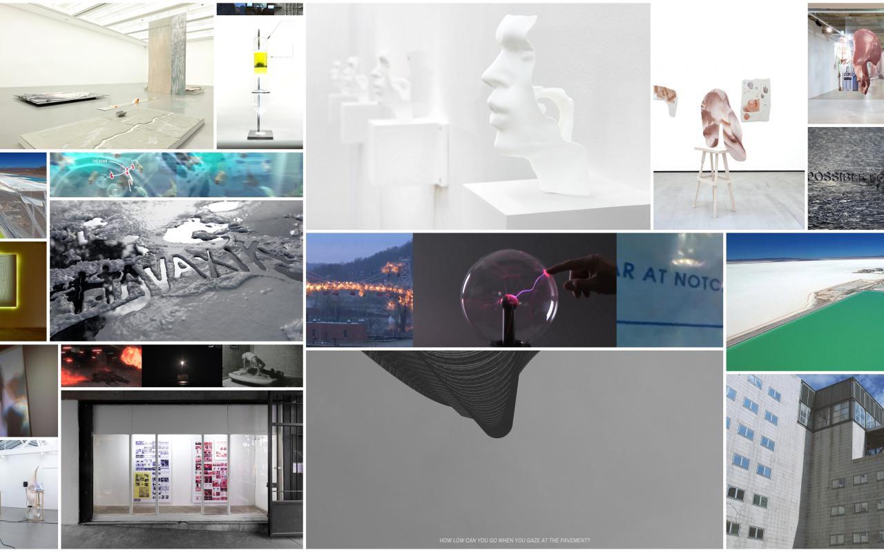 Das Bild zeigt eine Collage aus den Bildern für den Newsletter im Mai