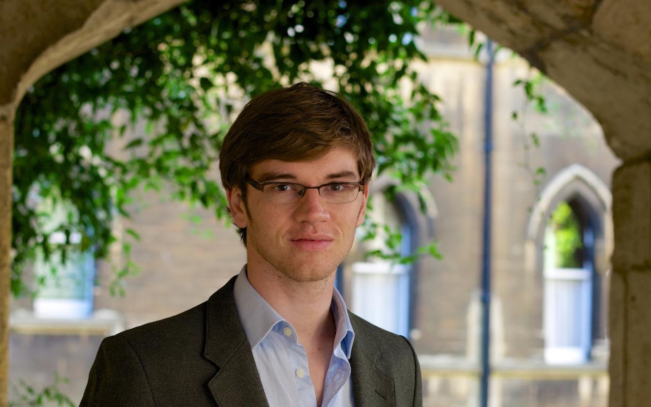 Portrait William MacAskill