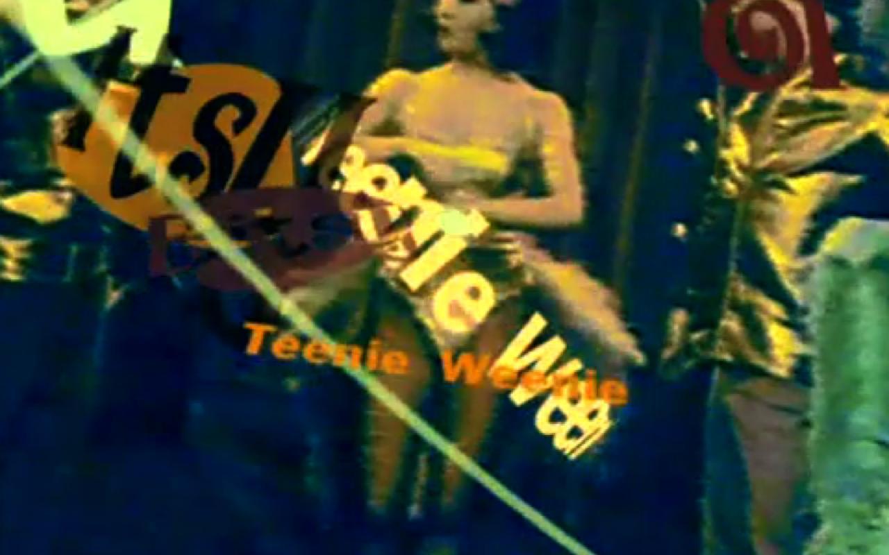 Itsy Bitsy Teenie Weenie