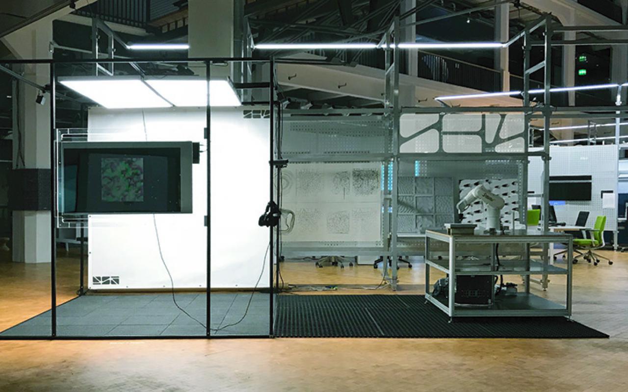 Spatial Code Lab