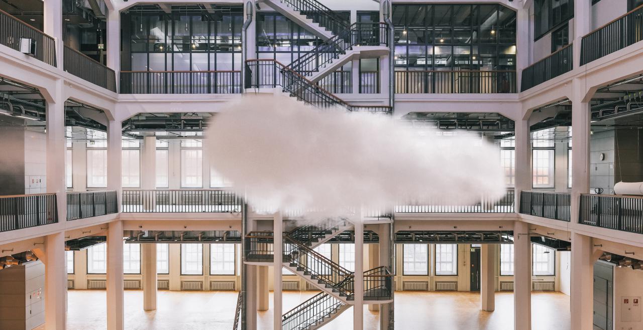 A Cloud in the ZKM