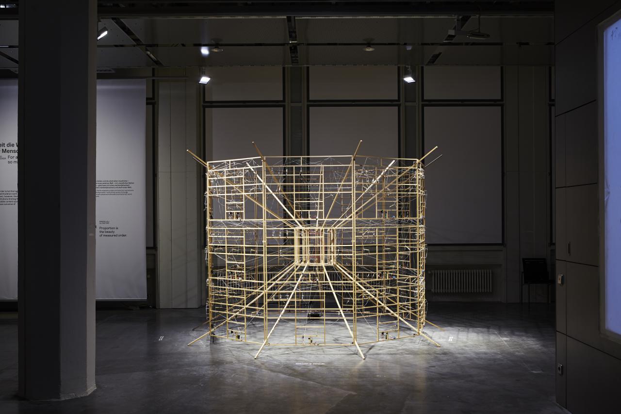 Ralf Baecker, »Rechnender Raum«, 2007
