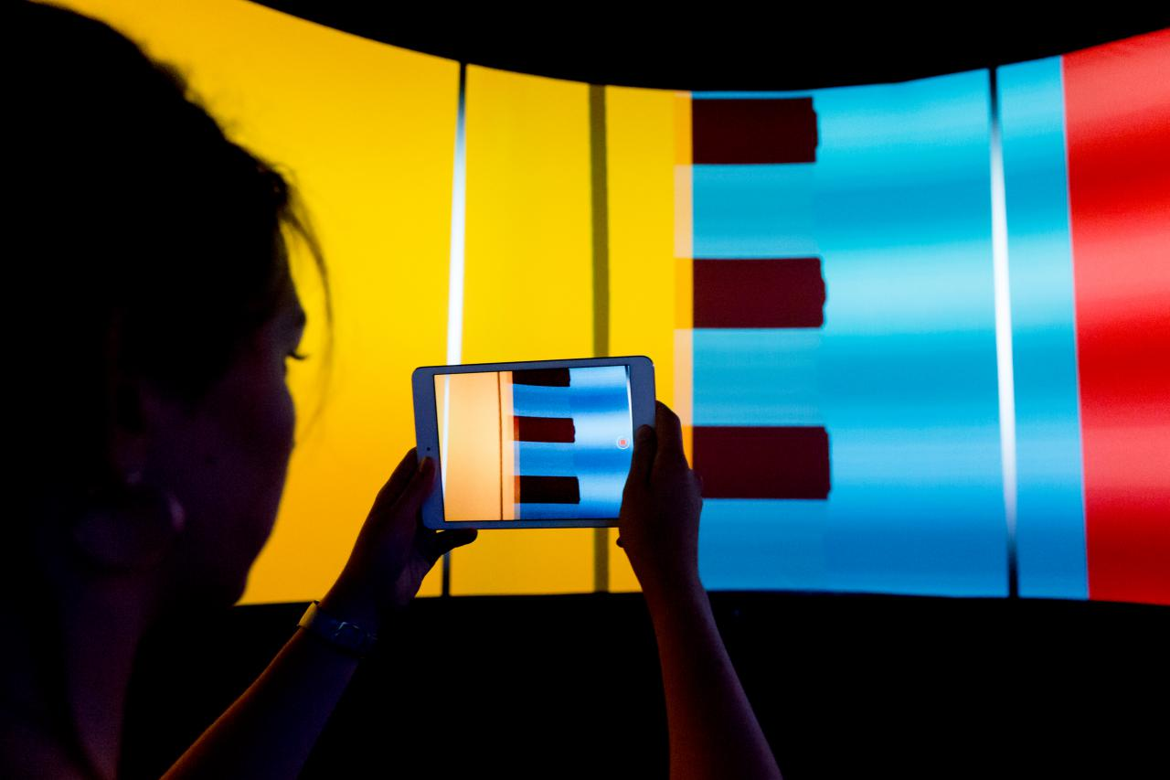 Panoscreen in PanoramaLabor