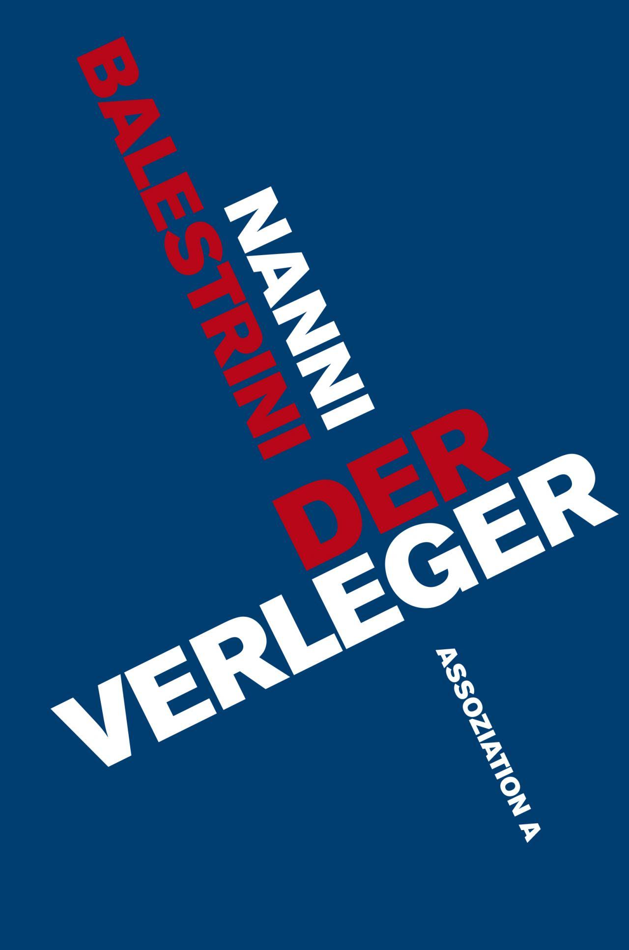 Buchcover mit dem Titel »Der Verleger«