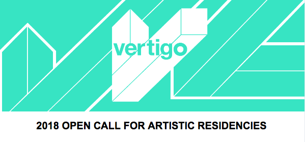 2018 Open Call for Artistic Residencies