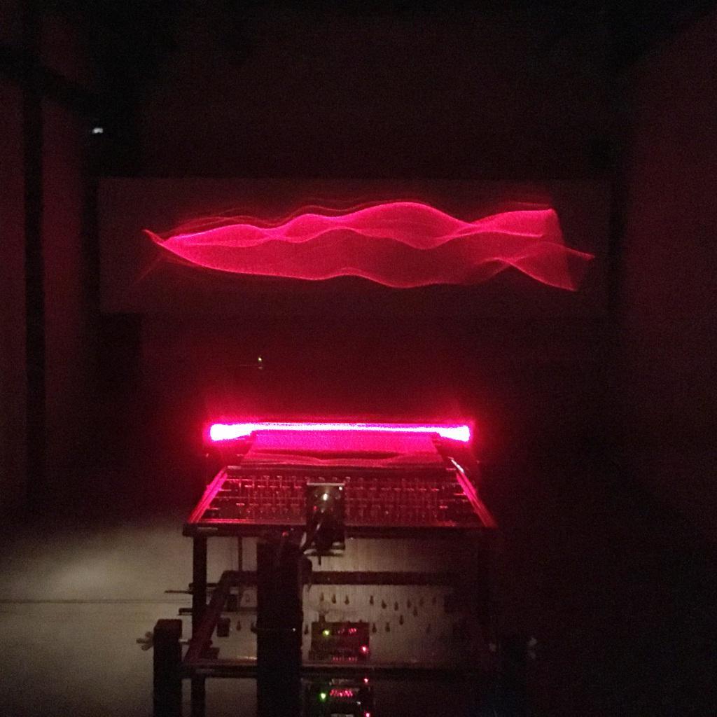 Ralf Baecker, »Mirage«