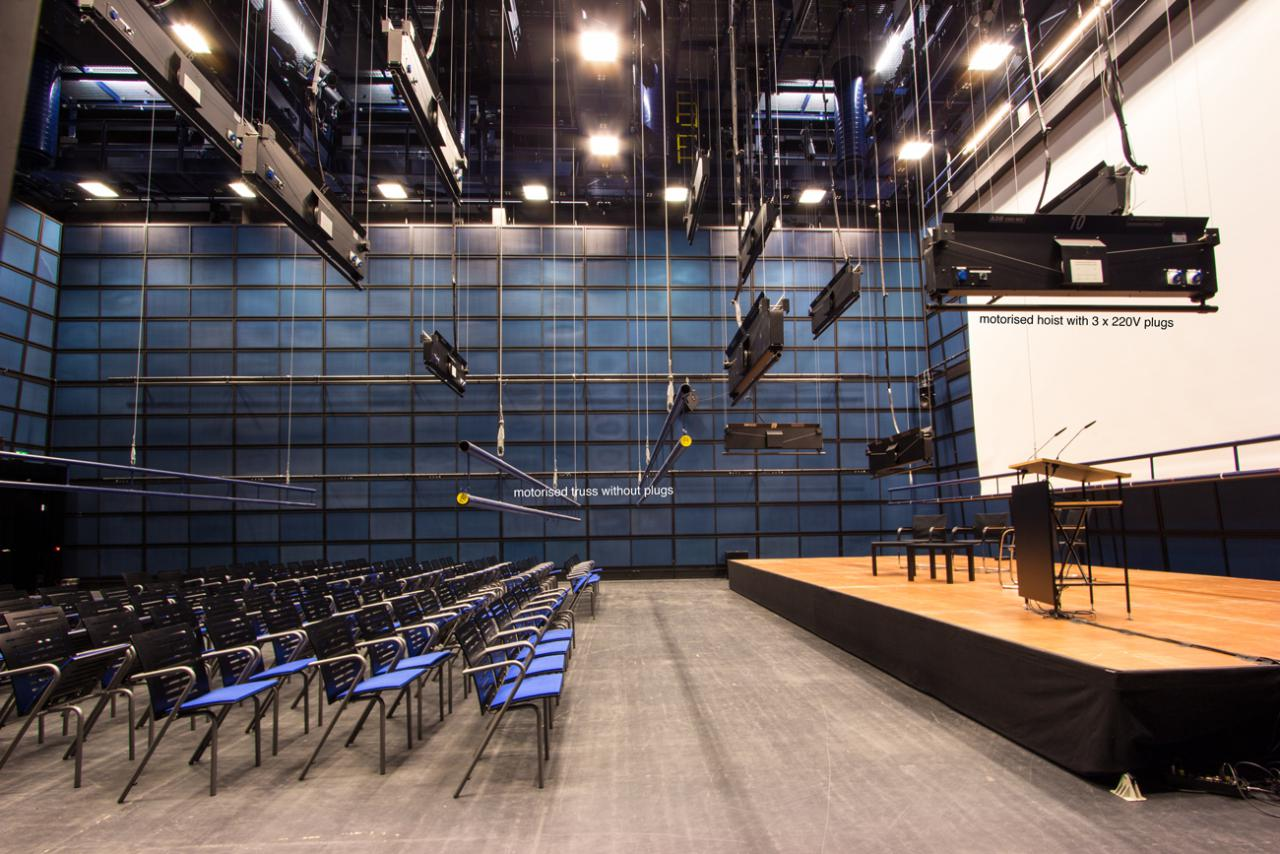 Technik Medientheater