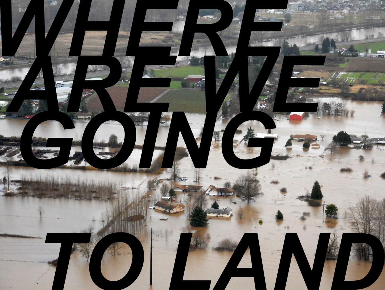 Rachel Libeskind, »WHERE ARE WE GOING TO LAND«, 2021