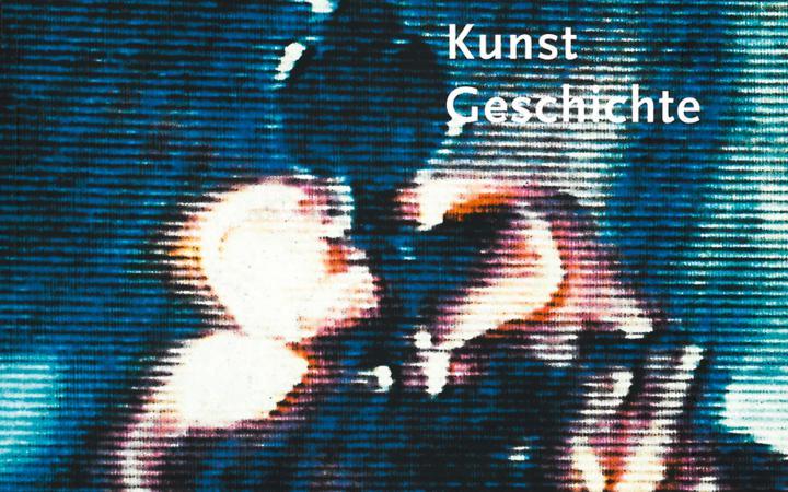 Cover of the publication »Medien-Kunst-Geschichte«