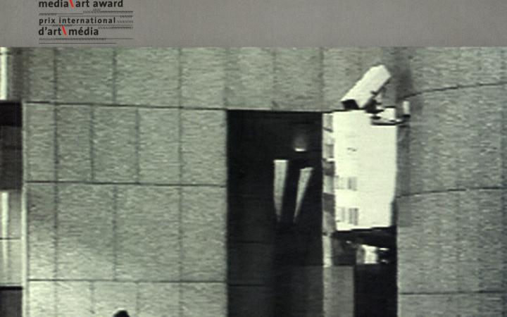 Cover of the publication »CTRL [SPACE]. Die wachsame Gesellschaft«