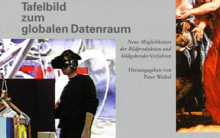 Cover der Publikation »Vom Tafelbild zum globalen Datenraum«