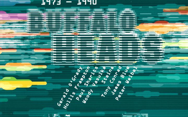 Cover der Publikation » Buffalo Heads. Media Study. Media Practice. Media Pioneers.«