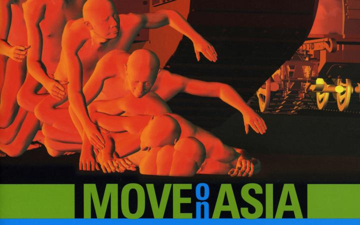 Cover der Publikation »Move on Asia«