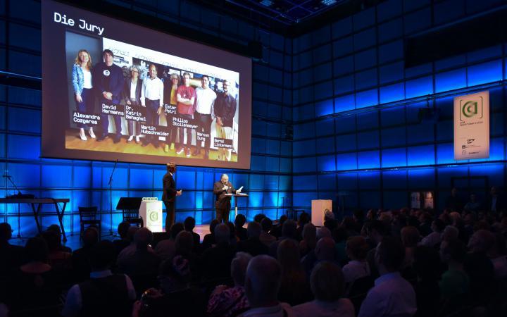AppArtAward - Preisverleiung 2016 - Die Jury wird vorgestellt
