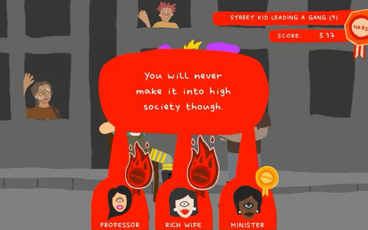 Screenshot aus dem Game »Perfect Woman«