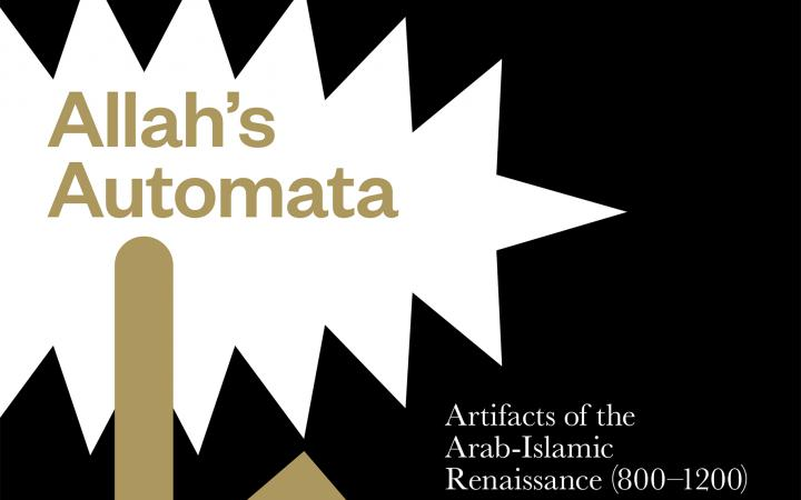 Cover des Buchs »Allah's Automata«