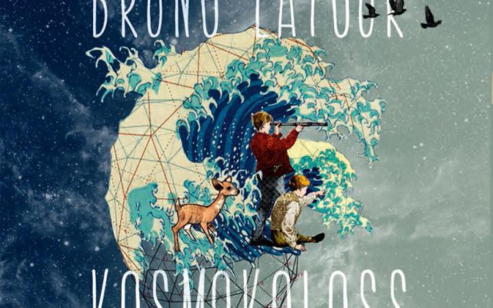 CD-Cover »Kosmokoloss«