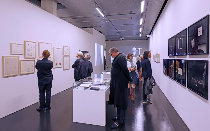 Ausstellungseröffnung »Poetische Expansionen«