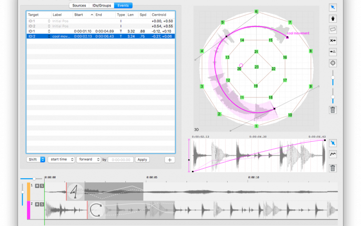 Screenshot eines Computerprogramms