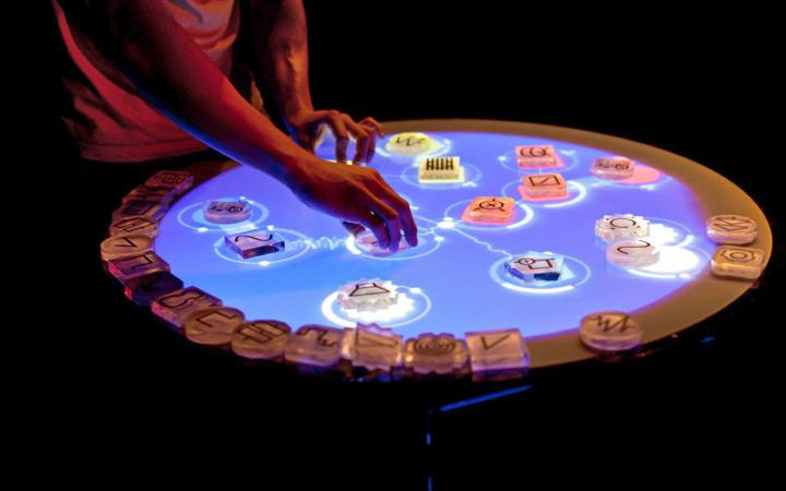 Werk - reacTable