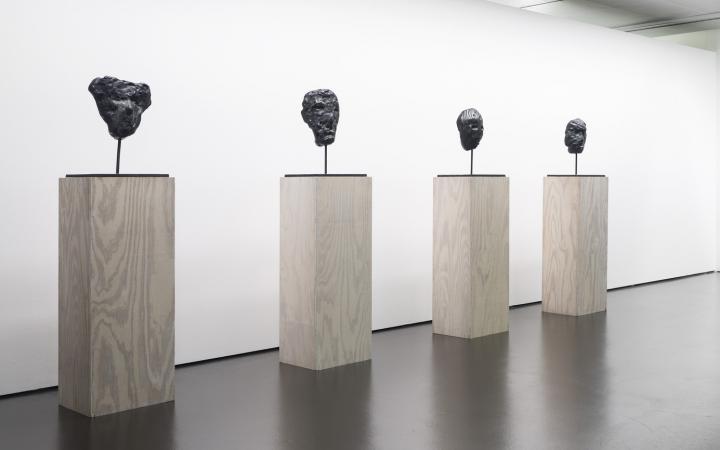 Werk - 4 Masken