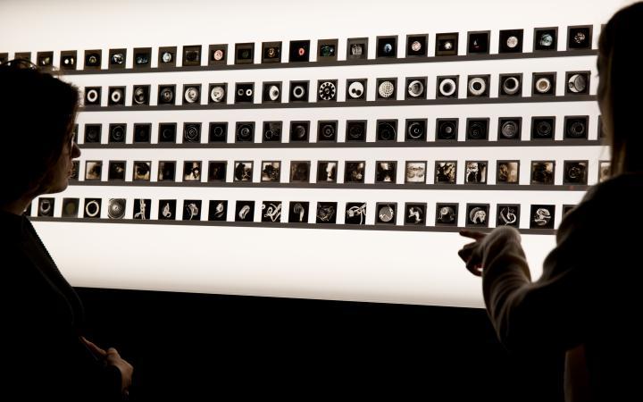 Lumagrams by Aldo Tambellini