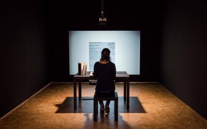 Bernd Lintermann, Nikolaus Völzow, »Drei Phasen der Digitalisierung«, 2017