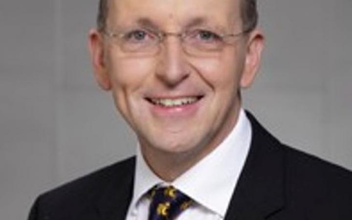 Porträt von Albert Käuflein