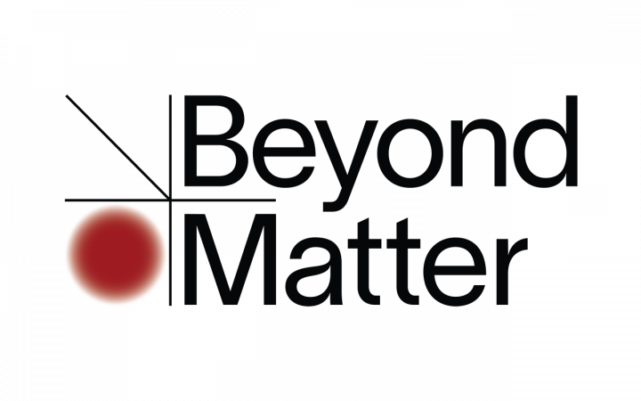 Logo of the Project Beyond Matter