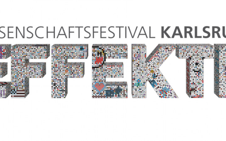 Logo with Participation of the Sciencefestival EFFEKTE 2013