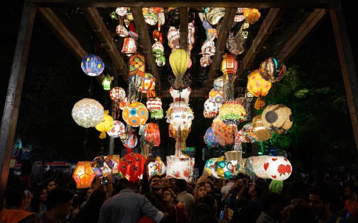 Creative Data Lamps