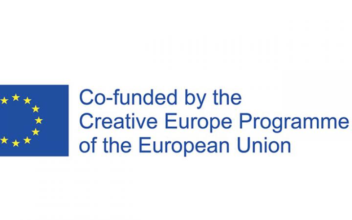 Logo Co-funded by the Creative Europe Programme of the European Union