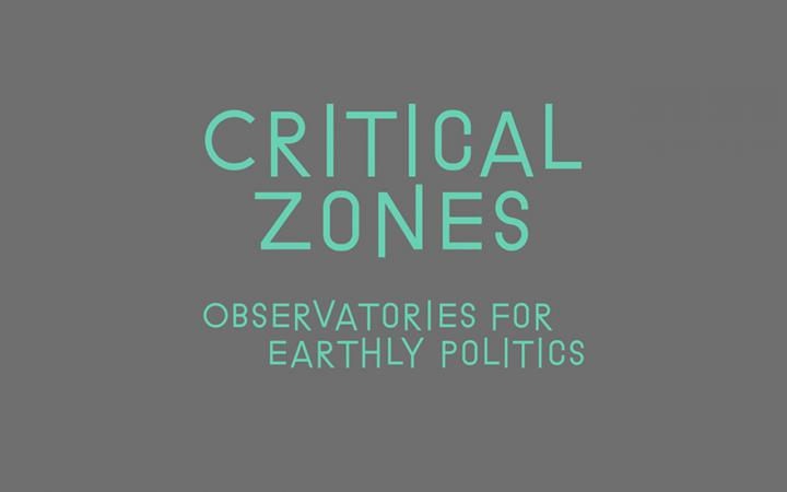 Screenshot »Critical Zones« Ausstellung