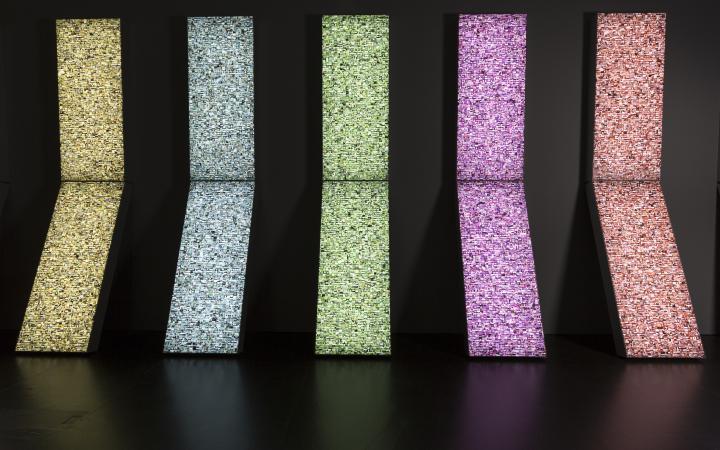 Installation Hasan Elahi »Steale«
