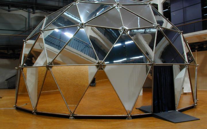 """Exhibition view """"Olafur Eliasson"""""""