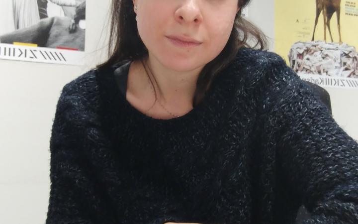 Portrait of Lia Carreira
