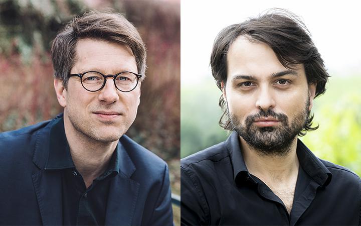 Ein Portrait zweier Männer