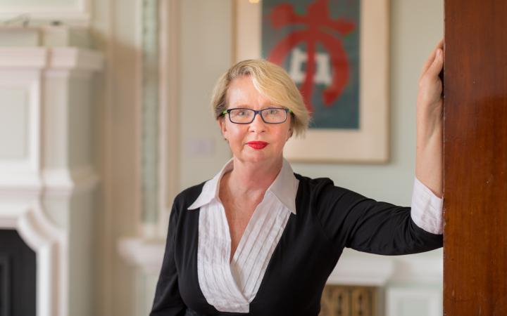 Portrait von Joanna Bourke