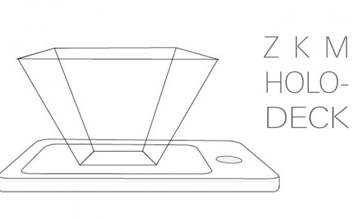 ZKM Holo-Deck