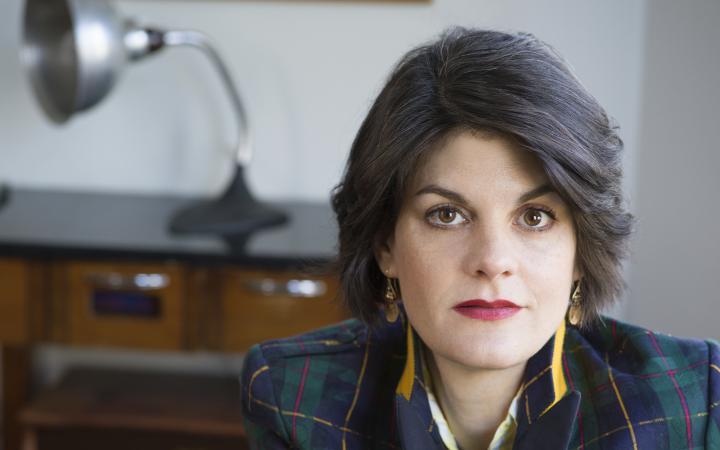 Portrait Nora Krug