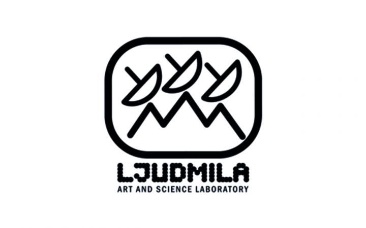 Logo des Ljudmila Art and Science Laboratory