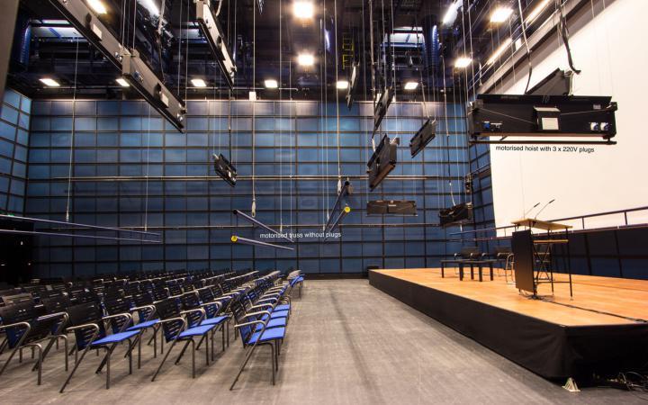 Technique Media Theater