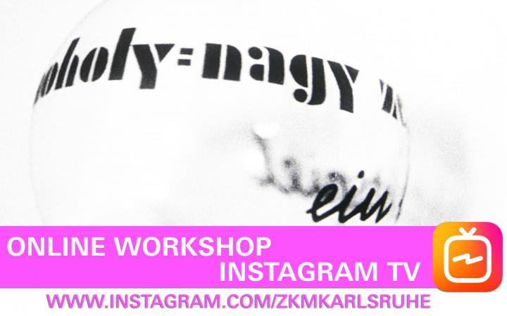 Online Workshop auf Instagram TV - Instant Movie Making
