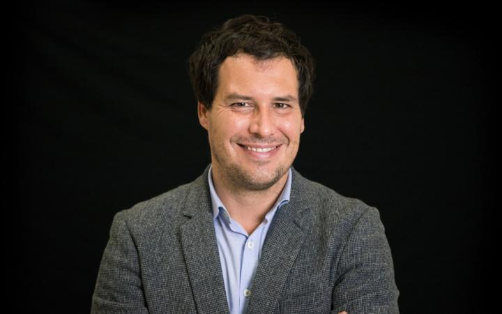 Portraitvon Guillaume Pitron