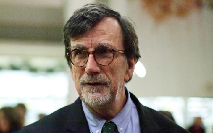 A Portrait of Bruno Latour.