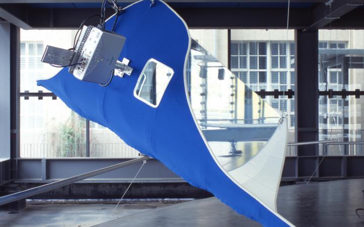 """Installationsansicht """"Marco Preitschopf"""""""
