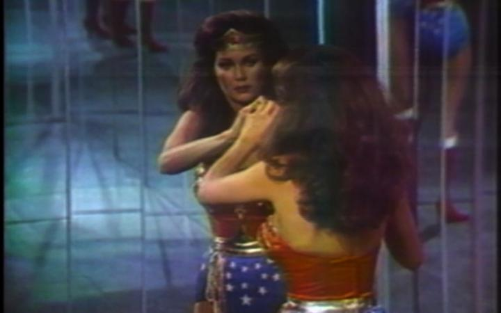 Technology / Transformation: Wonder Woman