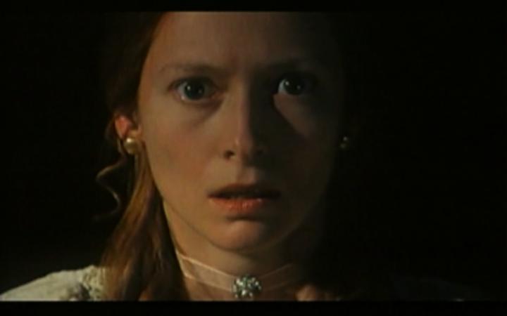 Tilda Swinton als Ada Lovelace