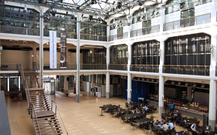 The ZKM_Foyer